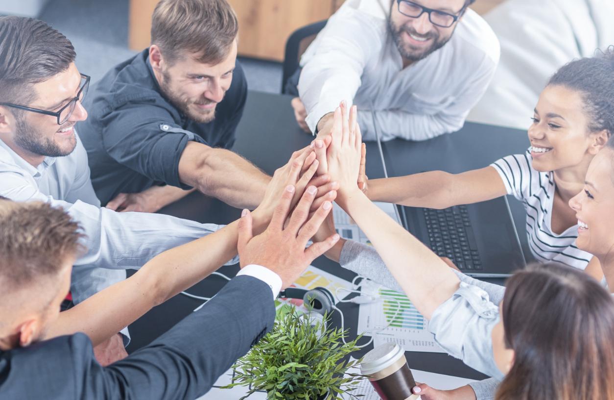 Cómo logramos conectar al equipo de trabajo