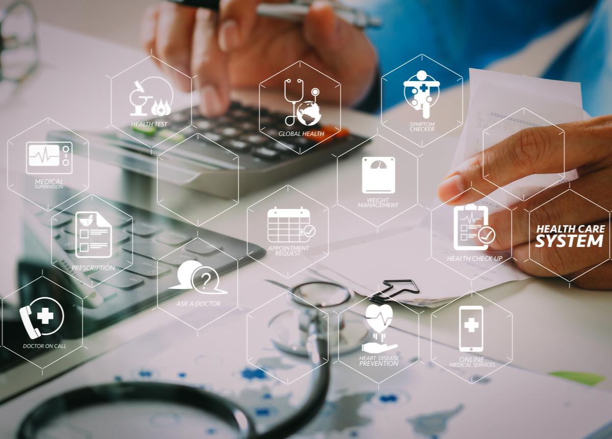 Conoce cómo se compone el gasto en salud