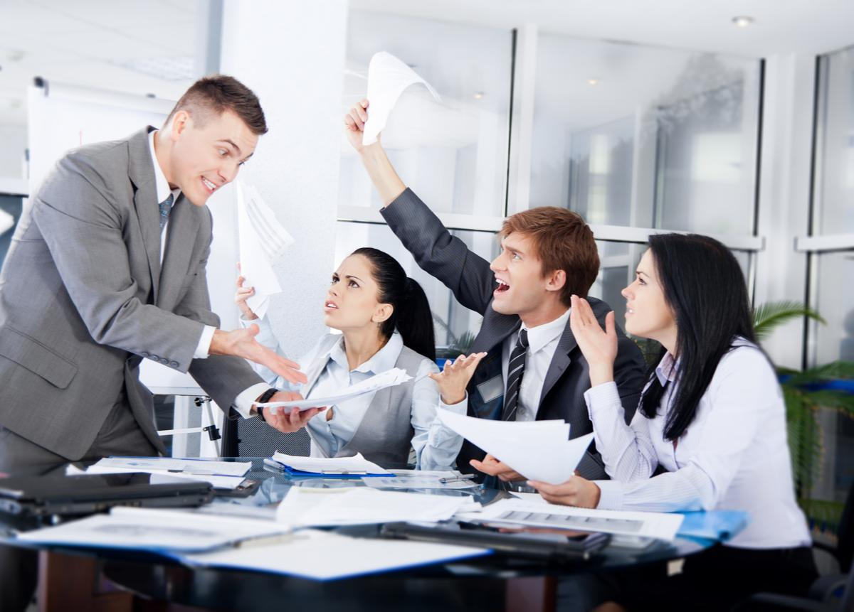 Detecta los problemas en tu equipo de trabajo y alcanza el éxito