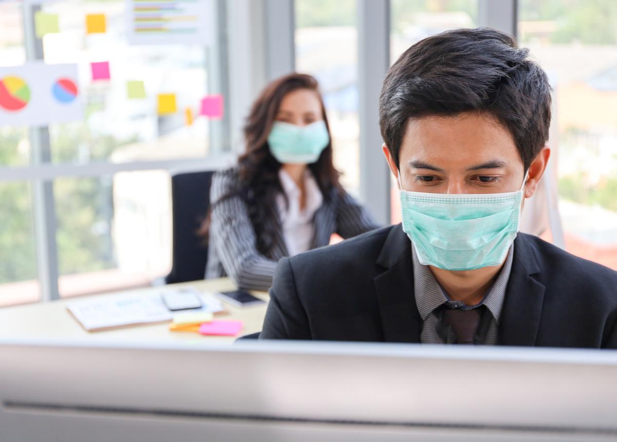 ¿Cómo prevenir el contagio de COVID-19 en tu empresa?