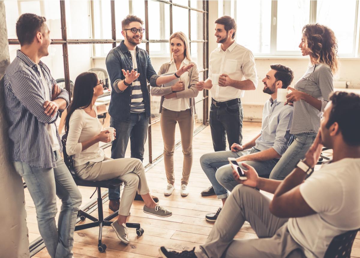 Emociones y agilidad: Crea ambientes de confianza y colaboración