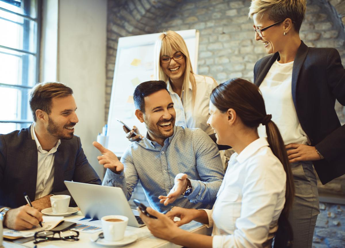 5 etapas para conformar un equipo de trabajo