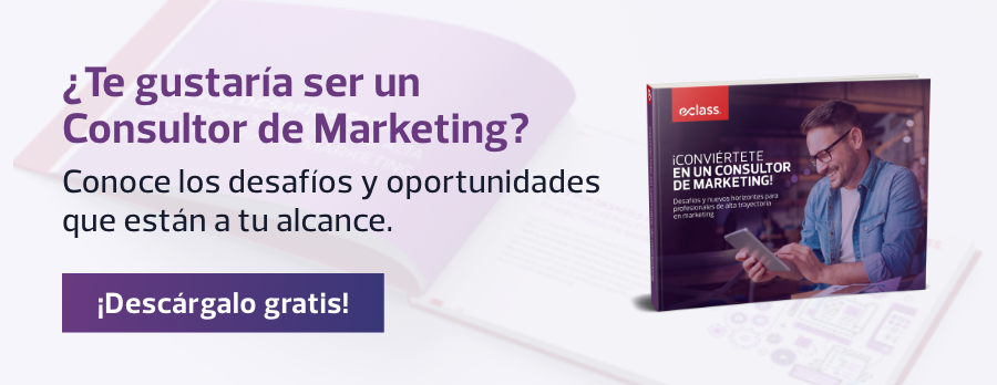 Conviértete en un consultor de marketing